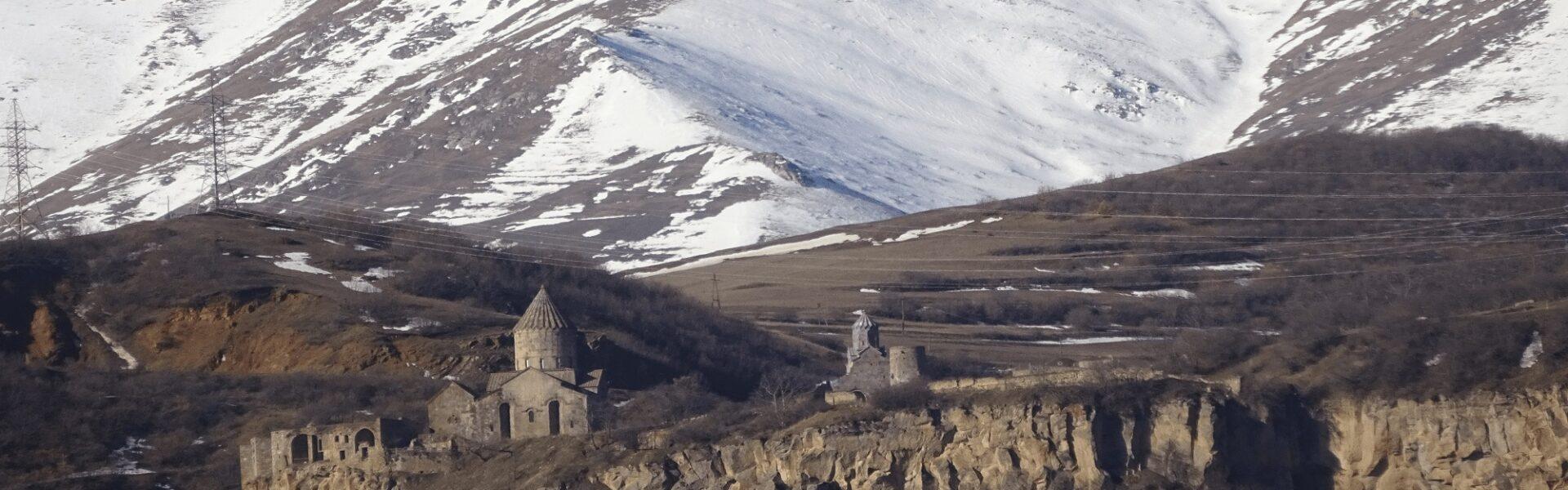 Une Arménie se dévoile - Monastère de Tatev