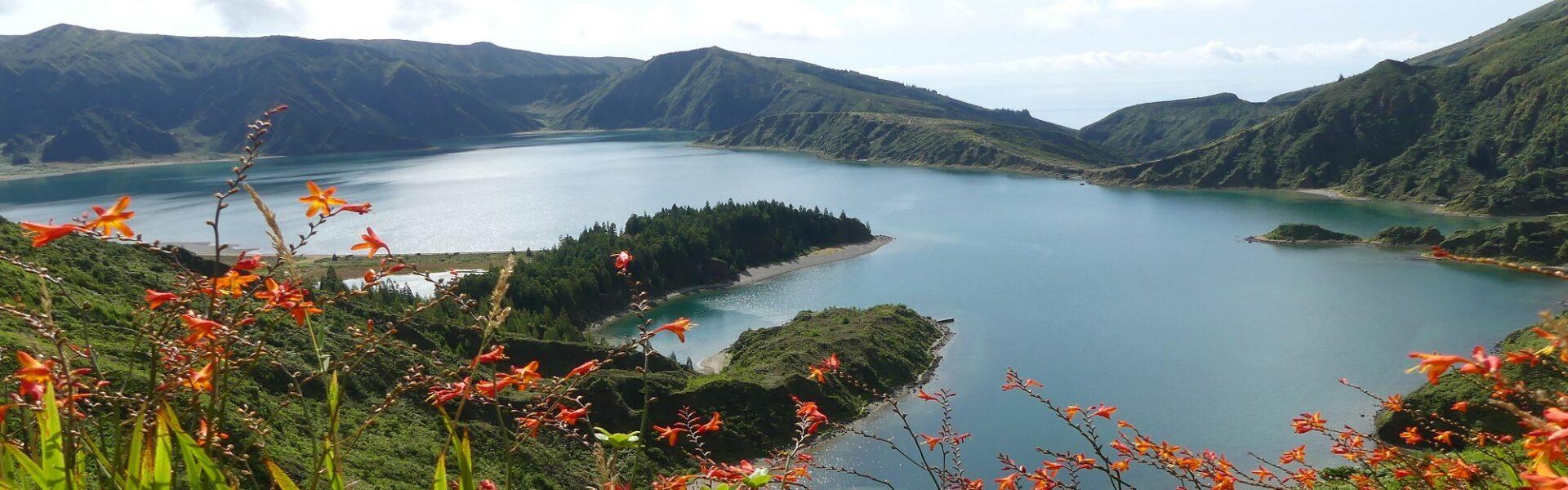 Randonnée sur 6 îles des Açores - Lac de Fogo, Île de São Miguel