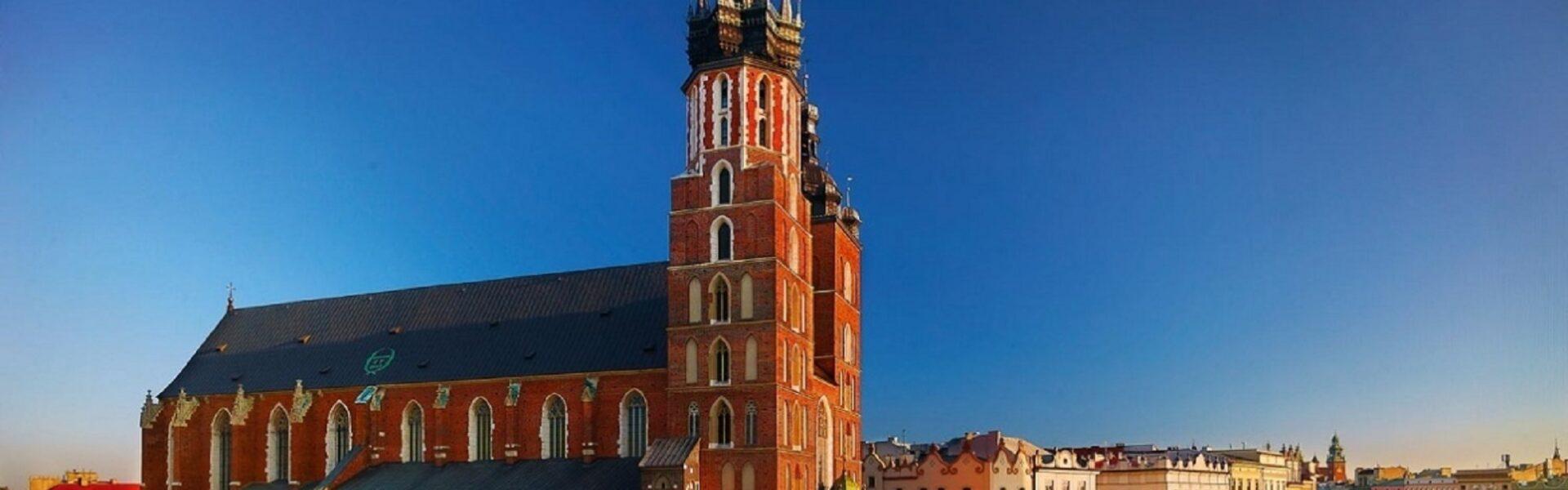Réveillon du nouvel an 2021/2022 à Cracovie, vielle ville