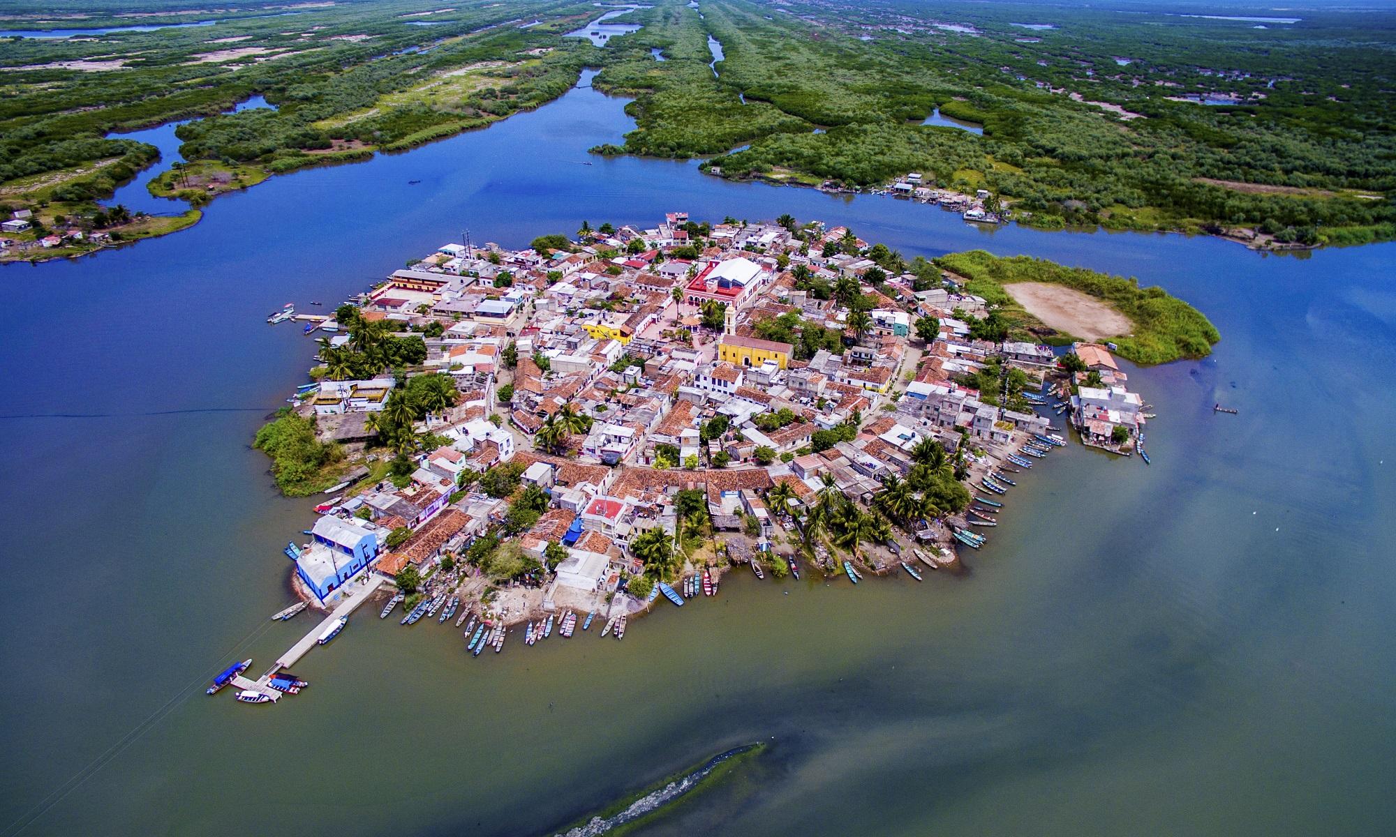 Riviera Nayarit, trésor caché de la côte pacifique mexicaine - Mexcaltitán